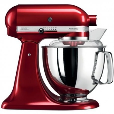 KitchenAid 5KSM175PSECA Artisan Stand Mikseri Candy Apple 4,8 Renkli